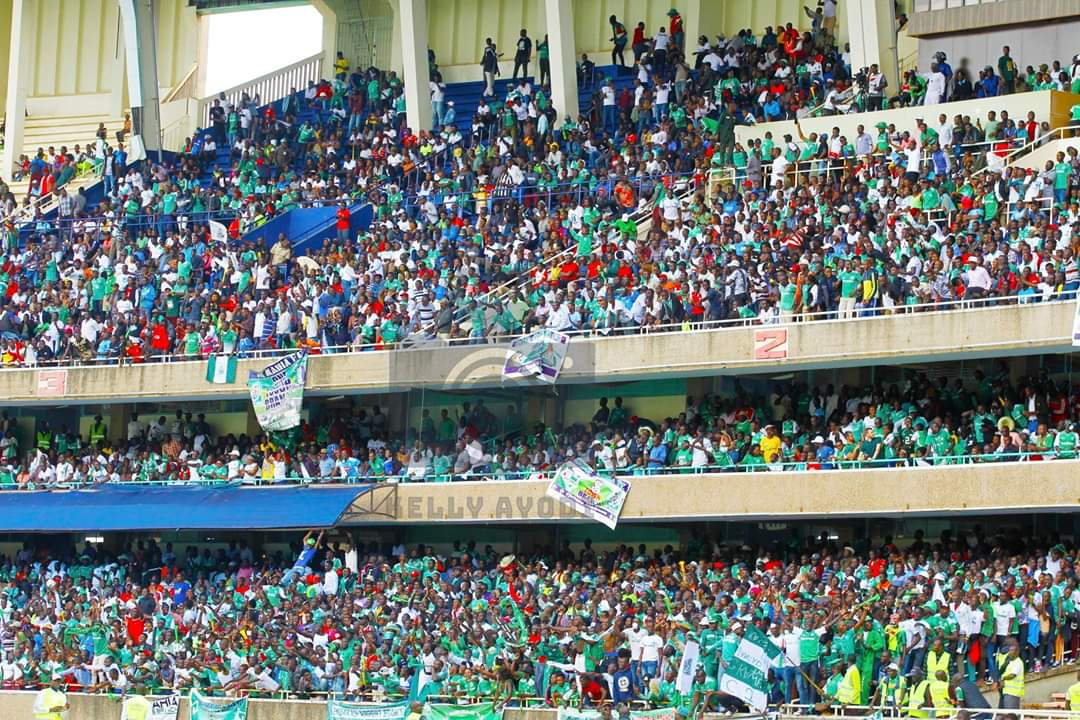 DERBY DAY ; Gor Mahia Reigns Supreme in the Mashemeji Derby